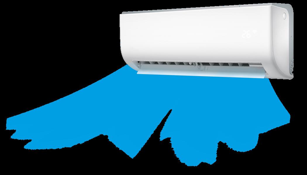 Pure Alpin Nachrüst-Set Klimaanlagen und Deckenkassetten / Lüftungsanlagen